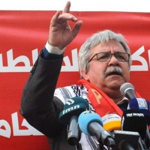 أمين عام الحزب الشيوعي: لبنان مهدد بوجوده... ولا مبرر للتفاوض على ترسيم الحدود